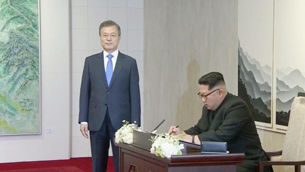 Nhà lãnh đạo Triều Tiên Kim Jong-un: Trang sử mới bắt đầu từ đây
